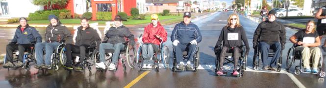 2015 wheelchair event